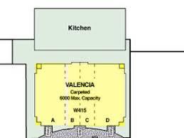 Orange County Convention Center Floor Plan Orange County Convention Center Floorplan Level 4 Valencia