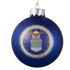 patriotic u s armed services christmas ornaments