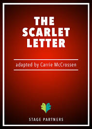 the scarlet letter a drama adapted by carrie mccrossen