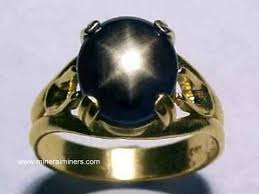 rings star sapphire images Star sapphire jewelry natural star sapphire 14k gold rings jpg