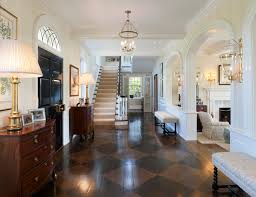 entry foyer hardwood floors houzz