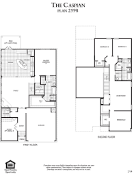 Jack And Jill Bedroom Floor Plans by Caspian Wortham Oaks San Antonio Texas D R Horton