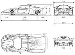 maserati mc12 blue maserati mc12 blueprint download free blueprint for 3d modeling