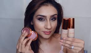 ex1 best foundation blusher concealer powder for indian stani olive skin raji osahn you