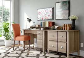 Metal Computer Desk With Hutch by Andover Mills Revere Computer Desk With Hutch U0026 Reviews Wayfair