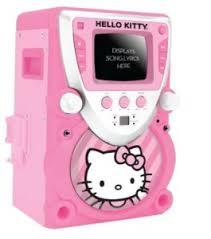 kitty karaoke machine review