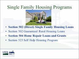 Usda Rural Housing Service Partnering With Usda Rural Development Affordable Financing