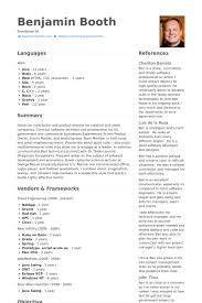 Software Resume Samples by Software Architect Resume Samples Visualcv Resume Samples Database