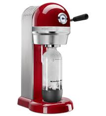 sparkling beverage maker 4kss1121er empire red kitchenaid