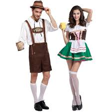 Partner Halloween Costumes Kids Aliexpress Buy Family Oktoberfest Lederhosen Suspenders