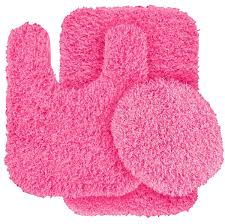 Bathroom Rugs And Accessories Light Pinkm Accessories Rug Set Bath Mat Sets Decor Pink Bathroom