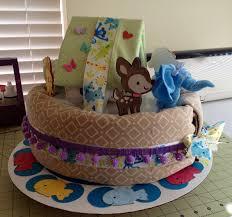 marilyn u0027s diaper castle noah u0027s ark diaper cake