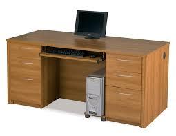 Executive Desk Bestar Embassy Double Pedestal Executive Desk