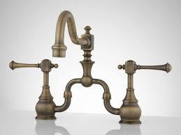 antique brass kitchen faucet sink faucet beautiful antique brass kitchen faucet budget