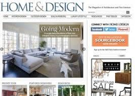 home design magazines 17 of the best home magazines garaga garage door
