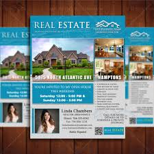 Craigslist Real Estate Ad Templates by Detailed Open House Real Estate Listing Template U2013 Real Estate