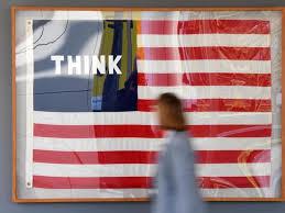Flag Pic Imaginary Flag For U S A Von William N Copley Aus Dem Jahr 1972