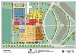 recreation center floor plan no two rec center designs are alike athletic business