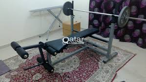 bench press for sale qatar living
