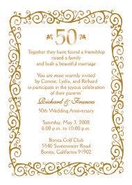50th wedding anniversary program templates 29 images of 50th anniversary program template leseriail