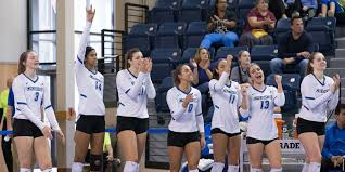 creighton university athletics volleyball visits providence for