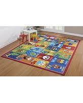 Alphabet Area Rug Holiday Savings On Smithsonian Rug Abc Alphabet Learning Carpets