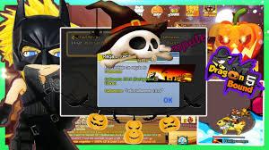 halloween 2016 background gana el fondo de halloween en dragonbound youtube