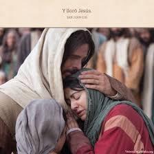Cristo Meme - y lloró jesús