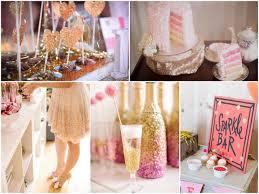 glitzy bridal shower ideas trueblu sources i am captivated posh bridal lounge 100 layer cake happy wedd