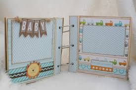 baby boy scrapbook album scrapbook album buscar con mini albums 4
