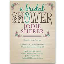 vintage bridal shower invitations affordable vintage bridal shower invitations ewbs040 as low as 094