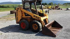 mustang 940 skid steer loader