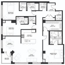 chicago luxury condos 3 bedroom condo webster square