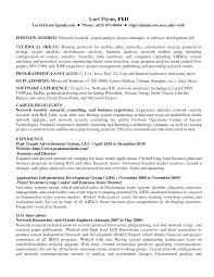 Network Admin Resume Sample by Resume Cisco Network Engineer Resume