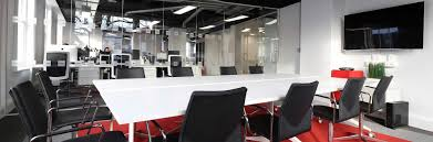 commercial interior fit out office refurbishment sec group