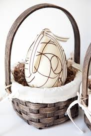 hollow chocolate egg mold boxwood clippings post hollow chocolate eggs