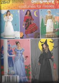 pattern witch costume dellajane sewing patterns costume patterns page 4