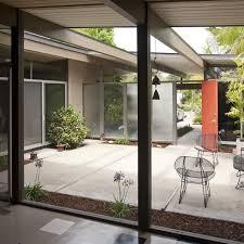 eichler homes how i would love to have an atrium again atrium