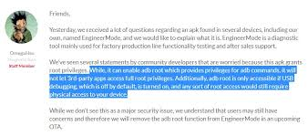 root privilege apk the hacker news on in a statement regarding the