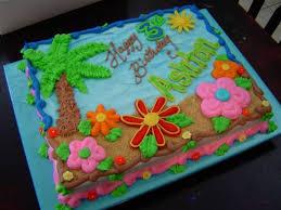 25 luau birthday cakes ideas luau cakes