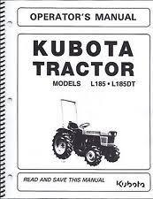 kubota tractor manual ebay