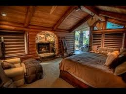 Cabin Bedroom Furniture Log Cabin Master Bedroom