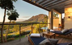 Patio Roof Ideas South Africa by A Gourmet South Africa Tour Wining And Dining In Sa Chalo Africa