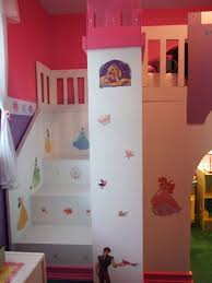 Princess Bunk Bed With Slide Loft Beds Castle Loft Bed With Slide Beds Princess Bunk Castle
