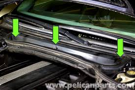 bmw e46 cabin air filter replacement bmw 325i 2001 2005 bmw