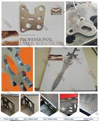 what professions use fiber laser cutting machines