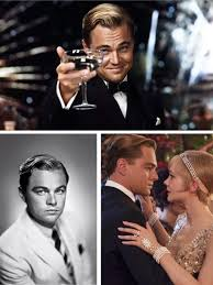 leonardo dicaprio gatsby hairstyle hairbond usa slikhaar tv presents the great gatsby leonardo