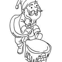 saint nicholas laughing coloring pages hellokids