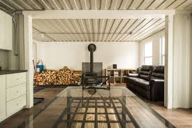Container Home Interiors One Built A Home Out Of Shipping Containers And It S The