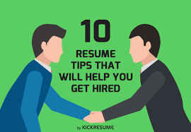 get hired resume tips 10 resume tips that will help you get hired